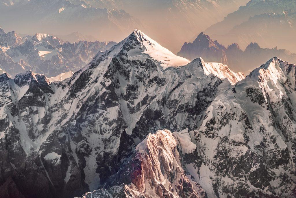 Shispare, Karakoram, mountains, Pakistan