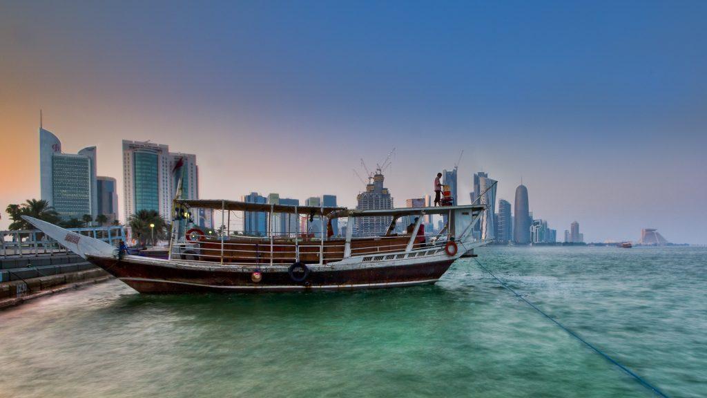 dhow, Doha, Qatar